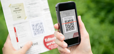 What are QR Codes and how are they used? | Mobile Marketing News - by Unitag | Scoop.it