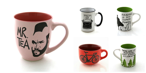 Win a Lenny Mud Handmade Hand Painted Ceramic Mug (US) Ends 2/21 | Green, Organic & Natural Giveaways | Scoop.it