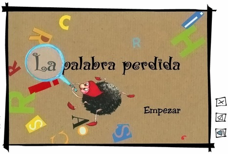 Cuentos Interactivos - Ivan y Navi : La Palabra Perdida | Español para los más pequeños | Scoop.it