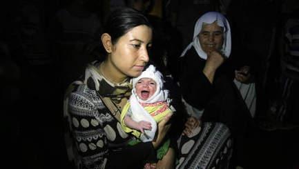 Une réfugiée yazidie met au monde des quintuplés   pachou39   Scoop.it