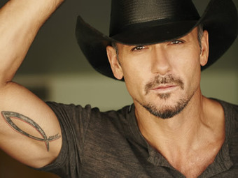 ACM Presents: Tim McGraw's Superstar Summer Premieres May 19 | Country Music Today | Scoop.it