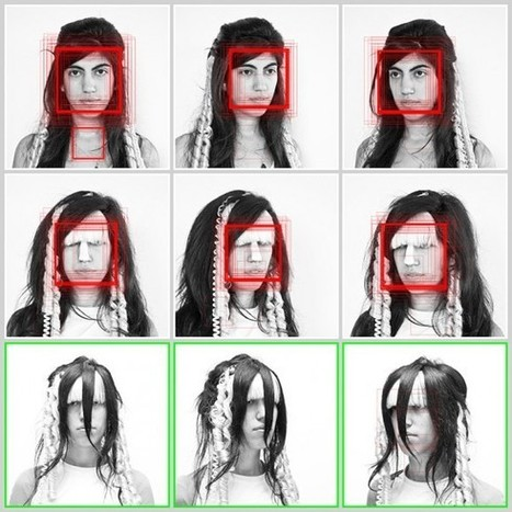 Evadiendo el reconocimiento facial por computadoras | VIM | Scoop.it