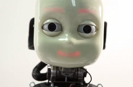 Video Friday: iCub Is Evolving, Mind-Controlled Robot, and ROS for Drones | Education Technology | Scoop.it