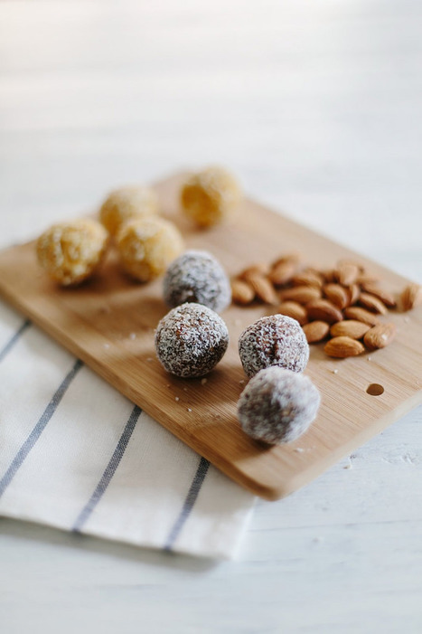 HOW TO: EASY RAW CHOCOLATE BALLS | Everything Chocolate | Scoop.it