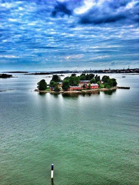 One of the islands next to Helsinki | Finland | Scoop.it