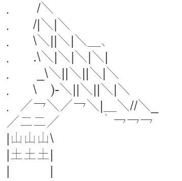 Tweet from @kpcuk | ASCII Art | Scoop.it