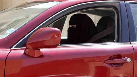 Women Driving in Saudi   Girls of Riyadh   Scoop.it