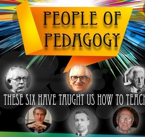 A Fabulous Visual Featuring The 6 Thinkers who Transformed Education and Pedagogy ~ Educational Technology and Mobile Learning   Learning and Human Development Theories   Scoop.it