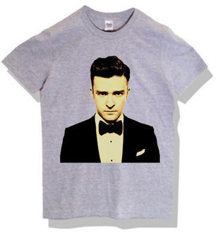 JUSTIN TIMBERLAKE Suit & Tie Comfy T-Shirt. | New Collection | Scoop.it