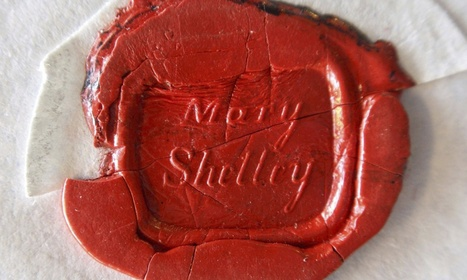 Mary Shelley letters discovered in Essex archive | VintageLifeStyle | Scoop.it