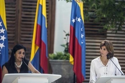 Colombie et Venezuela affirment leur coopération pour tenter de résoudre la crise frontalière | Venezuela | Scoop.it