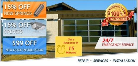 $29 Wylie Garage Door Repair - Call Today - (469)-513-7546 - 75098 | Wylie Garage Door Repair Service | Scoop.it