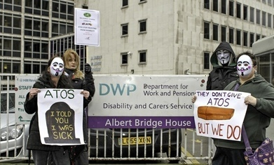 The disability movement is readying itself for battle | Welfare, Disability, Politics and People's Right's | Scoop.it