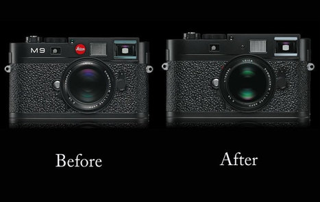 Leica Upgrade Package Offers To Remove Your M9 Red Dot For Just ... | Sculpting in light | Scoop.it