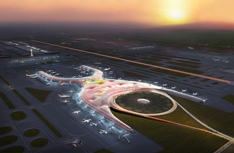 foster and partners & FR-EE will design a new #airport for #mexico city | Architecture-Engineering-Urban Planning | Scoop.it