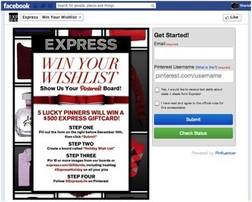 Pinterest Promotion's Puzzle Solved - 'Net Features - Website Magazine   Pinterest   Scoop.it