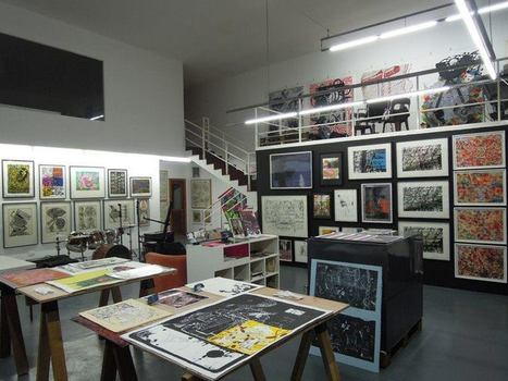 Art Undercover: Galleries Beyond the Obvious Around Manila | Real Estate Philippines | Scoop.it