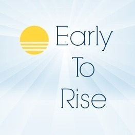Early To Rise - Products | Wellness Life | Scoop.it