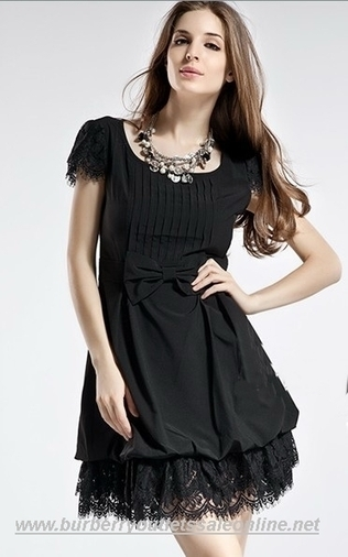 New Burberry Dresses 003 Black [B002977] - $149.00 : Burberry Outlet Stores,Burberry Outlet Online,Cheap Burberry For Sale | Burberry Oultet | Scoop.it