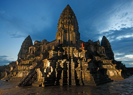 Angkor — National Geographic Magazine | Year 8 History - Angkor: Khmer Empire (c.802 – c.1431) | Scoop.it