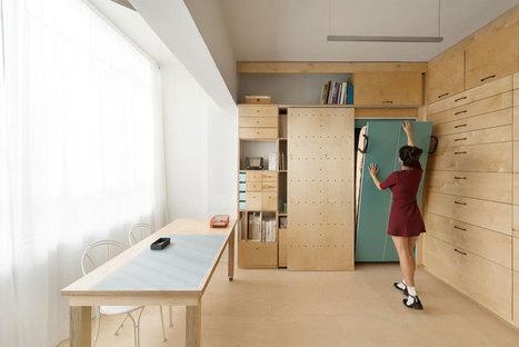 multifunctional artist studio in tel-aviv by raanan stern - designboom | architecture & design magazine | architecture | Scoop.it