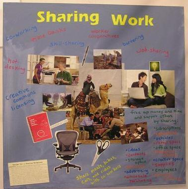 Coworking and The Sharing Economy   Peer2Politics   Scoop.it