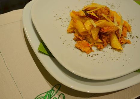 Massada de Ventresca de Atum | Foodies | Scoop.it
