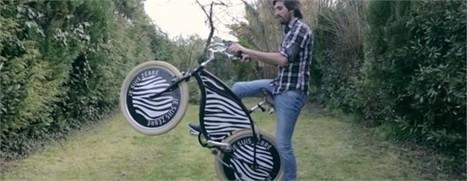 Urbain, sportif ou branché : quand le vélo devient un moyen d'expression | Crakks | Scoop.it