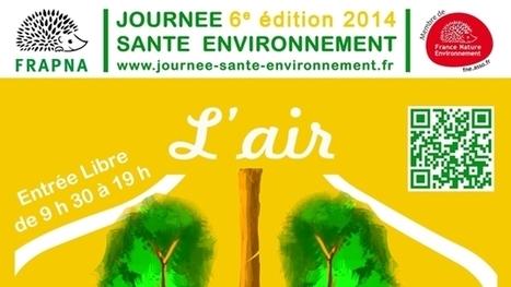 Journée Santé Environnement 2014 : l'Air ! | Economie Responsable et Consommation Collaborative | Scoop.it