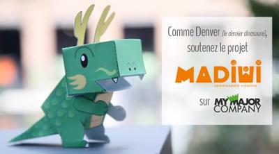 Pour une aventure créative, tu MADIWI ! - My Major Company | Je, tu, il... nous ! | Scoop.it