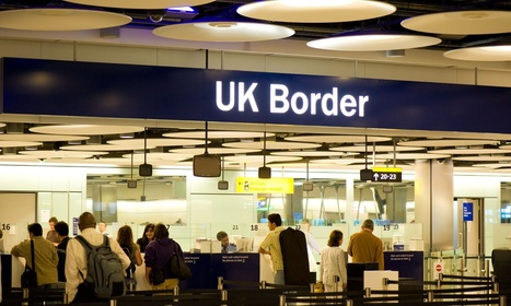 Figures show immigration surge as illegal working bill unveiled | ESRC press coverage | Scoop.it