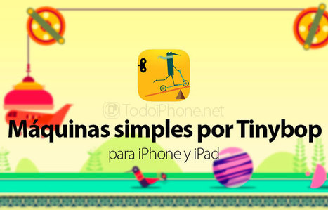 Máquinas simples por Tinybop, juego educativo para iPhone | iPad classroom | Scoop.it