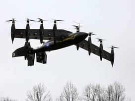 VIDEO: Introducing NASA's New 10-engine Electric Plane > ENGINEERING.com | US Engineering | Scoop.it