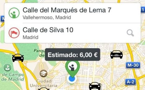 Cabify Lite, el rival español y legal de Uber | SOLOMO : Estrategias de Marketing de Redes Sociales, Ventas  Locales y Móviles | Scoop.it
