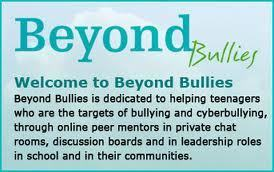 Beyond Bullies:  Become an E-Mentor | Bullying | Scoop.it