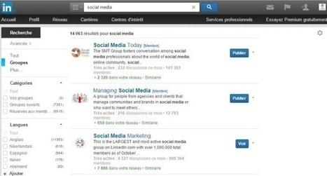 10 conseils pour optimiser son profil LinkedIn - Blog du Modérateur (Blog) | E-reputation | Scoop.it