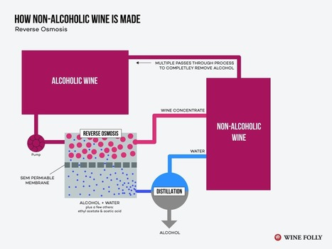 The Surprising Potential of Non-Alcoholic Wine | Organic News & Devon's Worldviews | Scoop.it