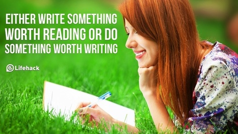 5 Benefits of Writing: Why You Should Write Every Day | The Short Story | Scoop.it