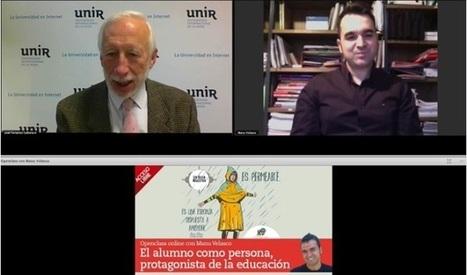 El uso de la tableta en el aula, con Miguel Janer : UNIR TV | Tecnología Educativa | Scoop.it