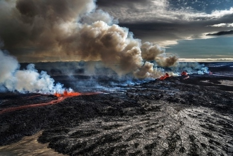 Gas-spewing Icelandic volcano stuns scientists | Science&Nature | Scoop.it