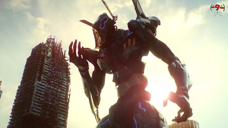'Evangelion' Inspired Animation Short Looks Simply Astounding - Forbes | Magnum Machinima | Scoop.it