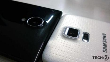 Galaxy S5 vs Gionee Elife E7: Samsung's 16MP camera pitted against cheaper competition - Tech2 | Android Discussions | Scoop.it