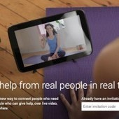 Helpouts: Google's video-based e-commerce ... - Digital Trends   Leading in a Digital World   Scoop.it