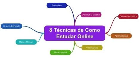 8 Técnicas de Como Estudar Online   Antonio Bucci CEO GrupoTreinar   Scoop.it