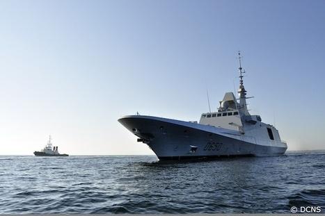 DCNS espère une lettre d'intention pour six Fremm avec l'Arabie saoudite   Veille Domaine Naval   Scoop.it