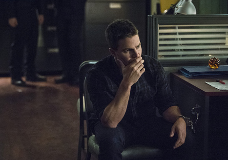 'Arrow' season 4 spoilers: Is Oliver going to come clean about William? | ARROWTV | Scoop.it