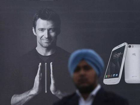 The New Phone Giants: Indian And Chinese Manufacturers' Fast Rise To Threaten Apple And Samsung - Business insider | Indian Market Profile | Scoop.it