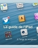 Guide iPad pour les enseignants - [RÉCIT Commission scolaire de Charlevoix] | Must Read articles: Apps and eBooks for kids | Scoop.it