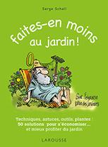 Faites-en moins au jardin par Serge Schall – Journalistes Écrivains | Les colocs du jardin | Scoop.it