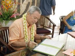 2e tour. Ronald Tumahai ne donne aucune consigne de vote | Les Nouvelles de Tahiti | Pacific Mirror | Scoop.it
